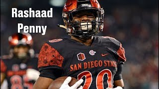 Film Room: Rashaad Penny's fit with the Seattle Seahawks (NFL Draft 2018 Ep. 17)