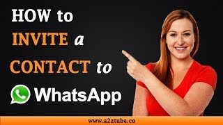 How to Invite a Contact to WhatsApp on an Android Device