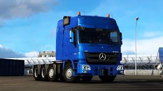 [ETS2 v1.40] Mercedes-Benz Actros MP3 by Dotec v1.0