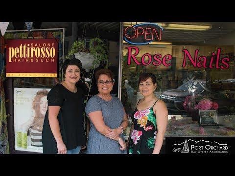 Salone Pettirosso & Rose Nails | Port Orchard Washington | STRUT FILMS