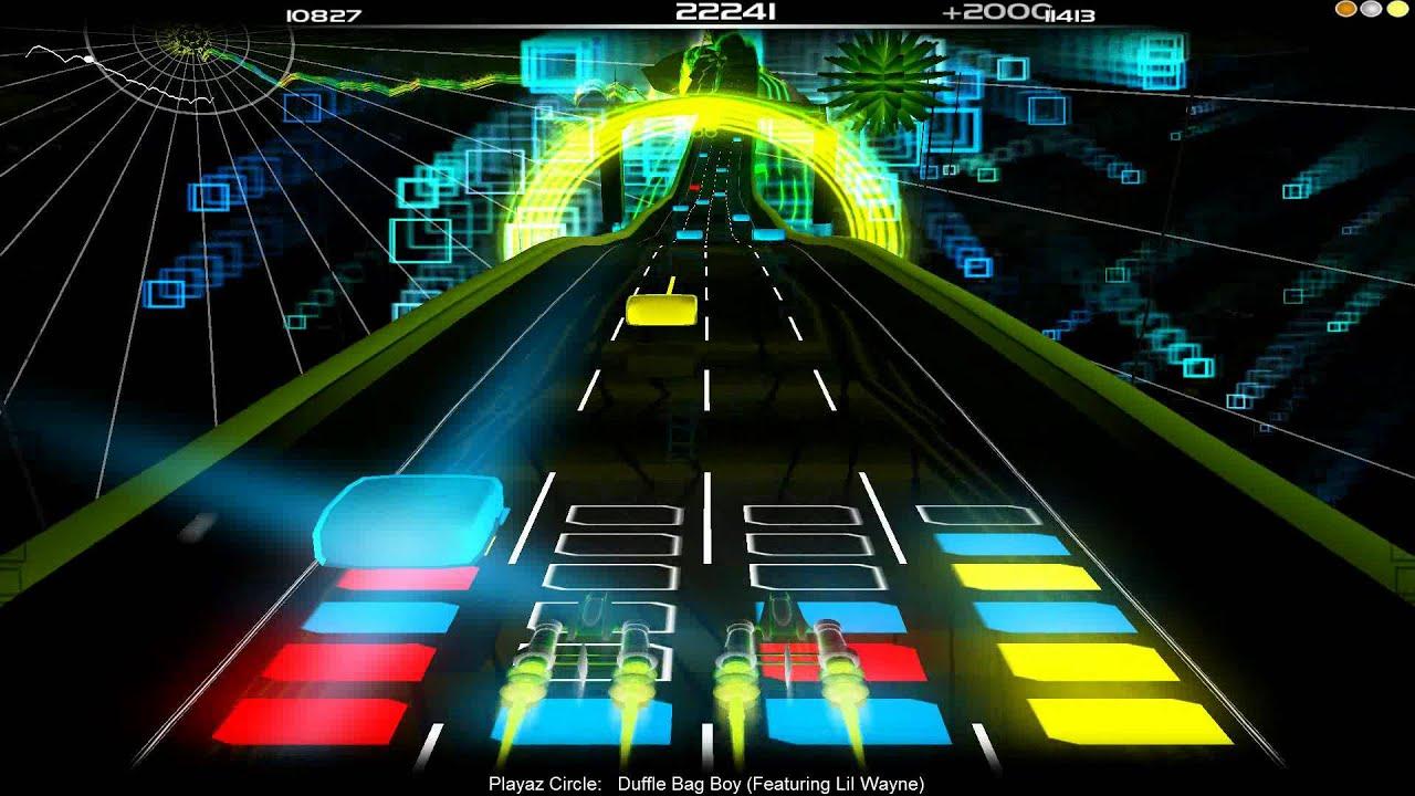 Audiosurf duffle bag boy playaz circle youtube jpg 1920x1080 Playaz circle  lil wayne 4a881bc3a792b