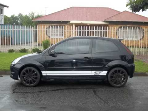 2005 ford fiesta 150 st auto for sale on auto trader south. Black Bedroom Furniture Sets. Home Design Ideas