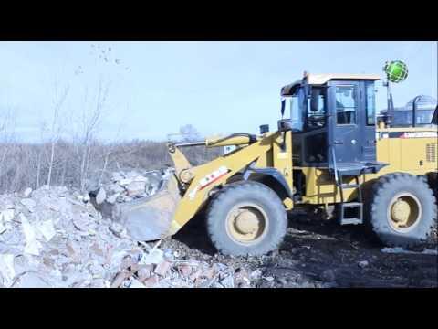 В Усть-Каменогорске  продолжается  ликвидация несанкционированных свалок