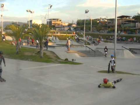 La Chute Ricardo Parque da Madureira - 29 juin 2013