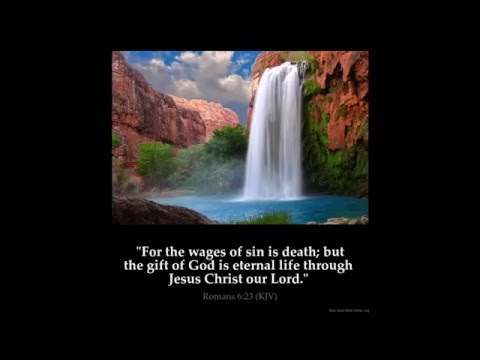 The Wages of Sin Is Death; but the Gift of God Is Eternal Life (Henry Mahan on Romans 6:23)