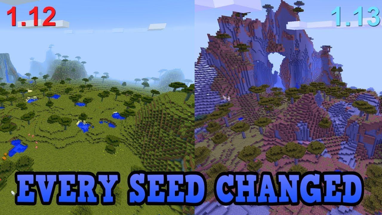 minecraft seeds 1.14