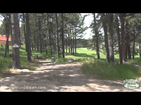 CampgroundViews.com - The Roost Resort Custer South Dakota SD
