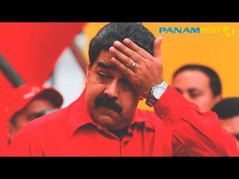 """""""Maduro está negociando su salida pero a la cúpula del gobierno no le conviene"""""""