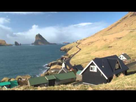 Pól Skarðenni: A painter from the Faroe Islands