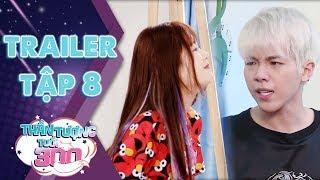 Thn tng tui 300 sitcom  trailer tp 8 Toki hong s tt cng v Han Sara kin quyt eo bm