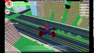 ROBLOX: The Amazing Spiderman 2: Behind The Scenes