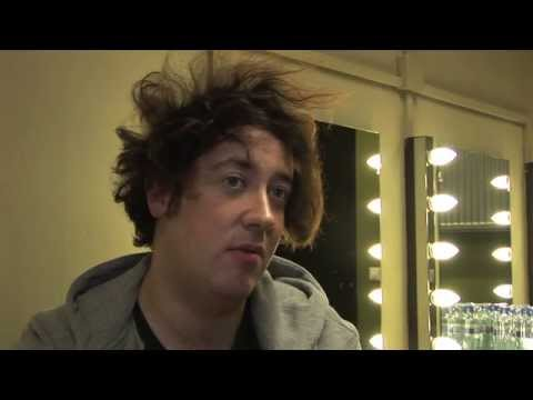 The Wombats interview - Matthew Murphy (part 1)