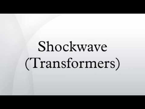 Shockwave (Transformers)