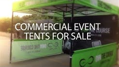 Commercial Event Tents for Sale
