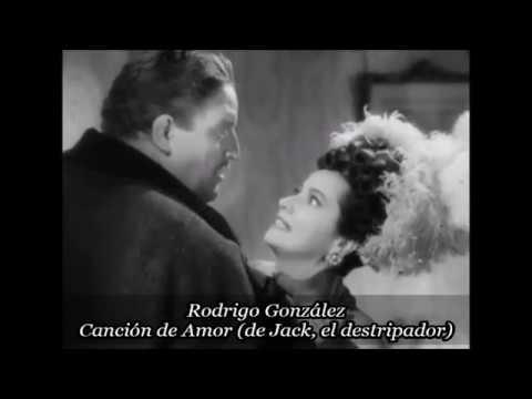 Rodrigo González - Canción de Amor de Jack, el destripador (VIDEO OFICIAL)