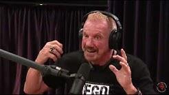 Joe Rogan - How Diamond Dallas Page Became a Pro Wrestler
