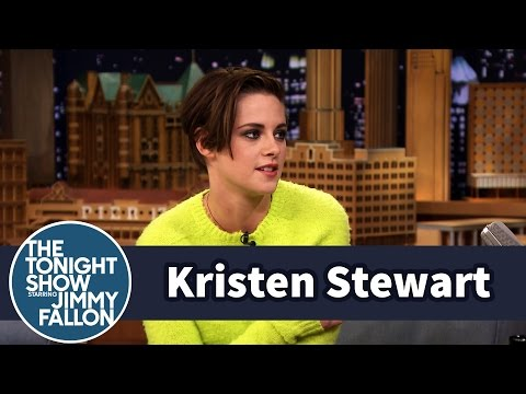 Kristen Stewart Rescued a Friend While Filming