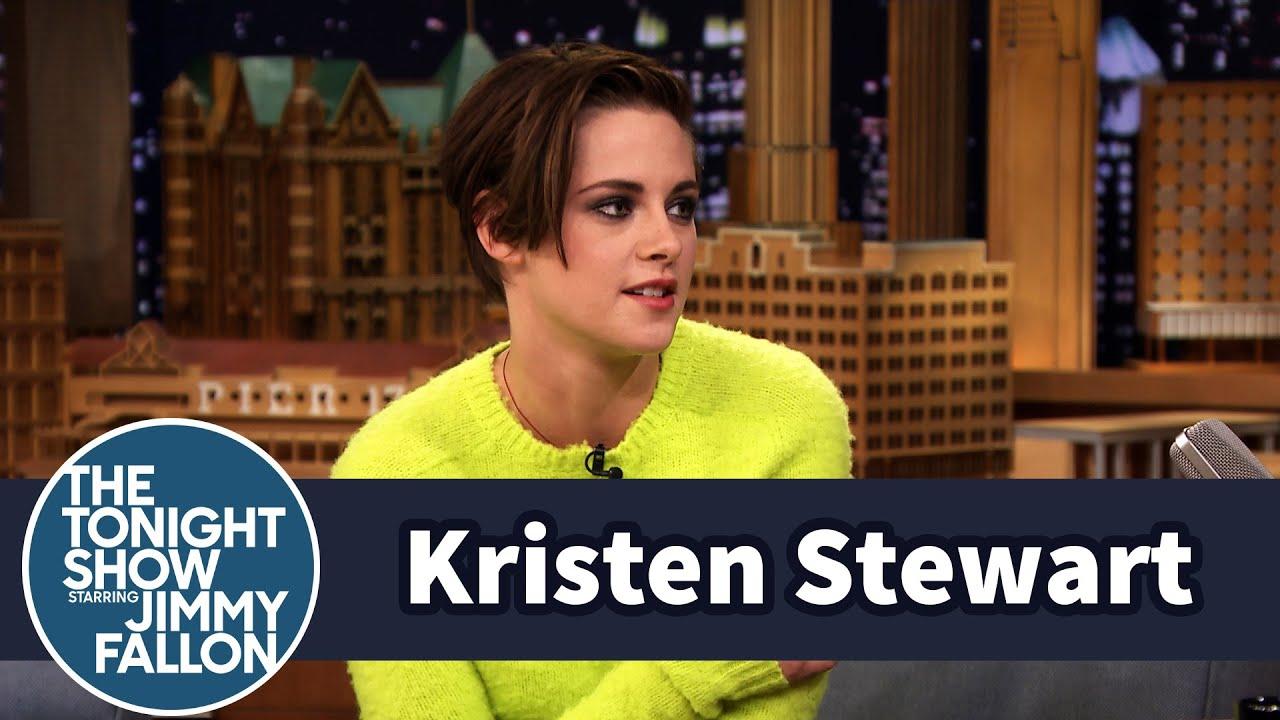 Kristen Stewart Rescued a Friend While Filming