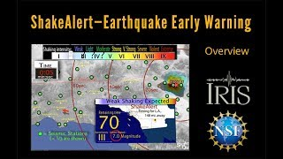 ShakeAlert—Earthquake Early Warning. How does it work?