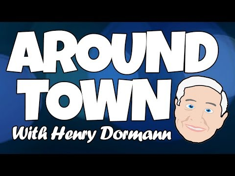 Around Town with Henry Dormann: Show 12/31/17