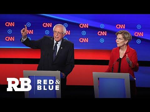 Bernie Sanders and Elizabeth Warren lead Joe Biden in New Hampshire poll