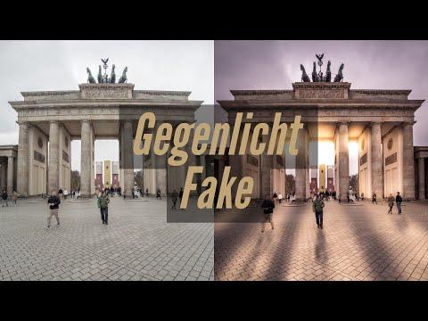 [Tutorial] Gegenlicht-Fake Mit Lightroom CC Mobile Und Affinity Photo Auf Dem IPad Pro