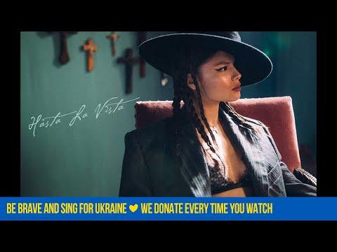 Смотреть клип Michelle Andrade - Hasta La Vista