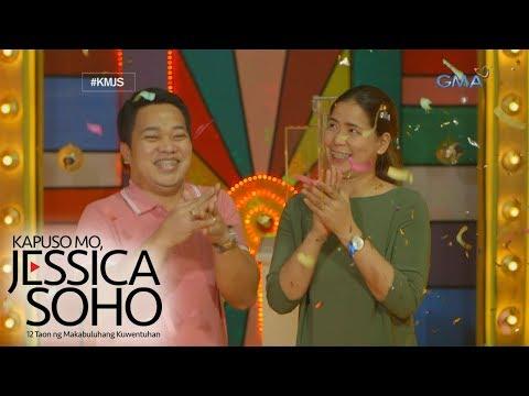Kapuso Mo, Jessica Soho: Milyonaryo sa tambiolo!