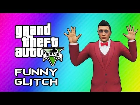GTA 5 Online Invincible Paralyzing Glitch...