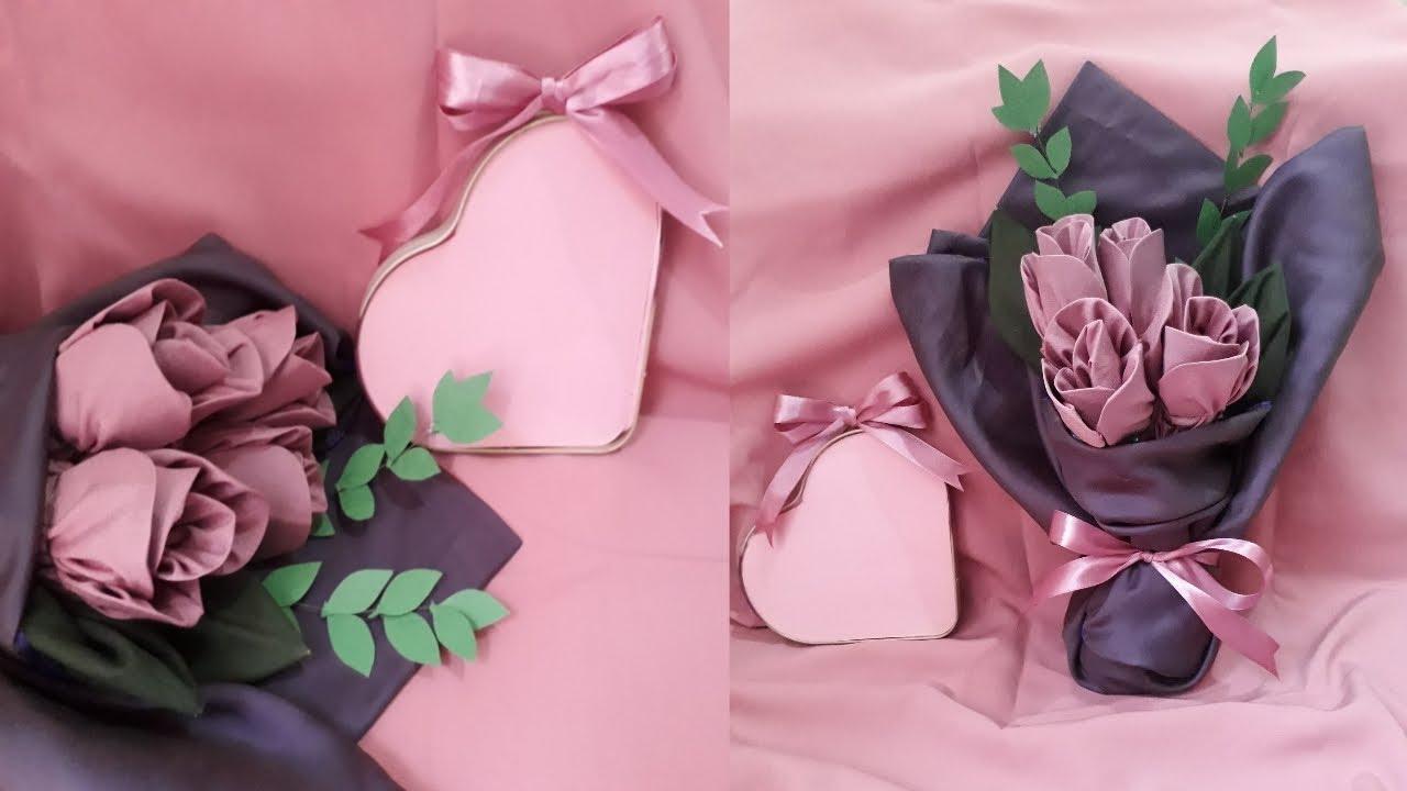 Cara Membuat Bunga Dari Celana Dalam Wanita Kreasitias Eps