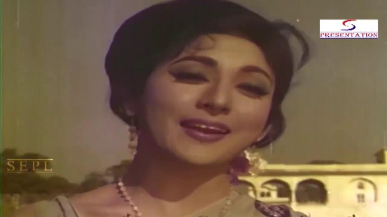 Download Tere Paas Aa Ke Mera Waqt Gujar Jata Hai | Mohammed Rafi, Asha Bhosle - Mala Sinha, Dharmendra