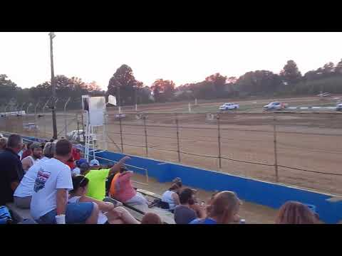 Andrew Boyle windy hollow speedway July 13 2018