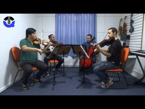 Star Ocean 2: Theme of Rena - Tessares String Quartet (Quarteto Tessares)