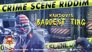 Kahdoviz - Baddest Ting [Audio Visualizer]