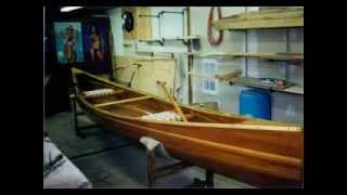 Steps To Build A Cedar Wood Strip Canoe