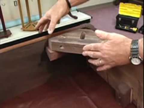 Superieur How To Install A Pool Table   Assembly Part 1   Home Billiards