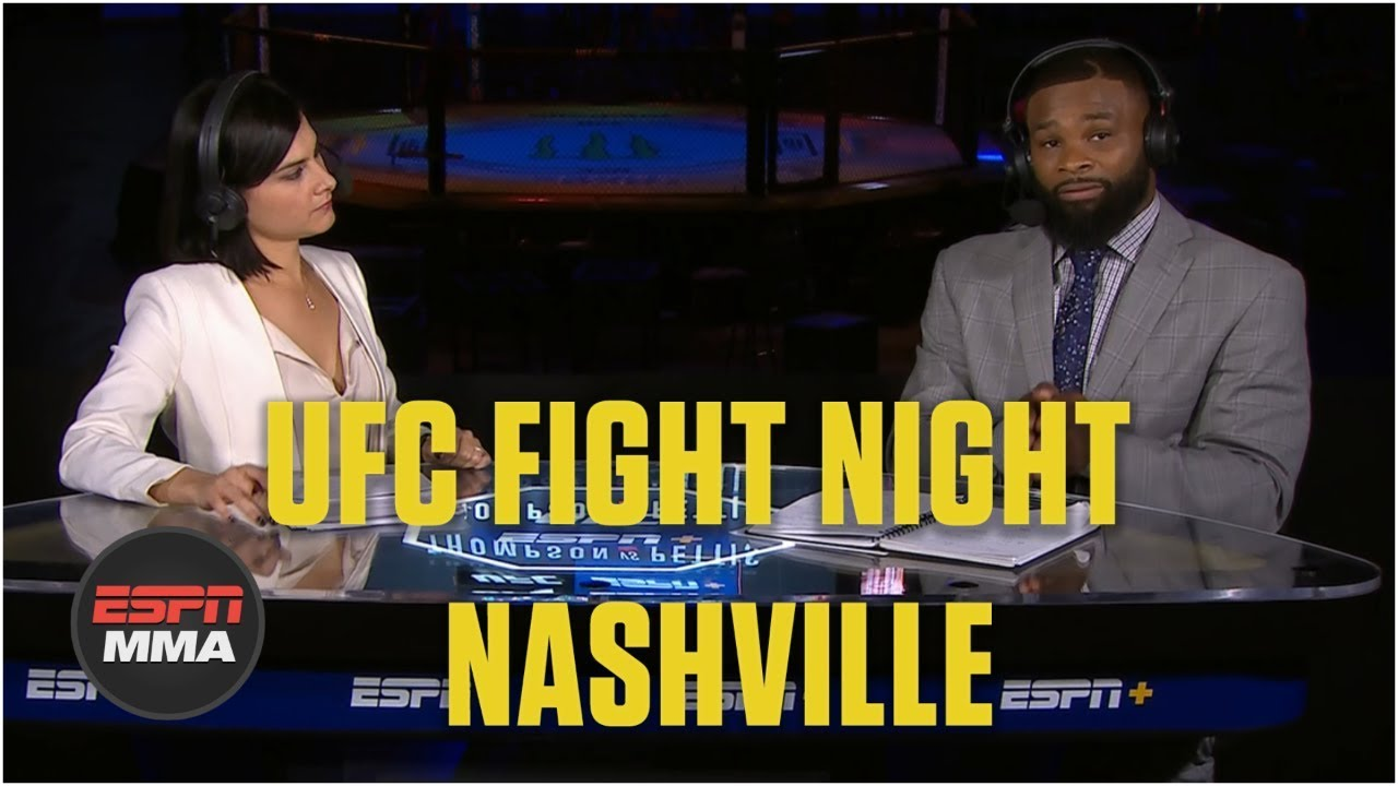 What the hell happened at UFC Fight Night Nashville? | Fightful MMA