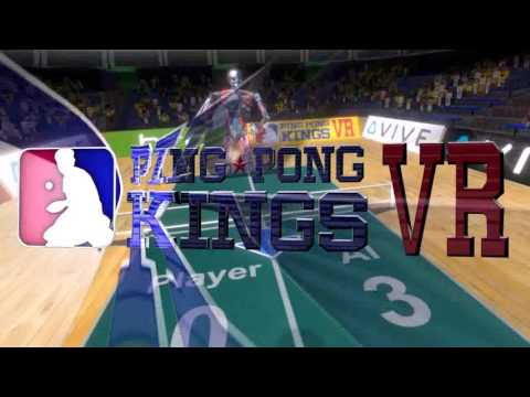 PingPong Kings VR_Official video clip