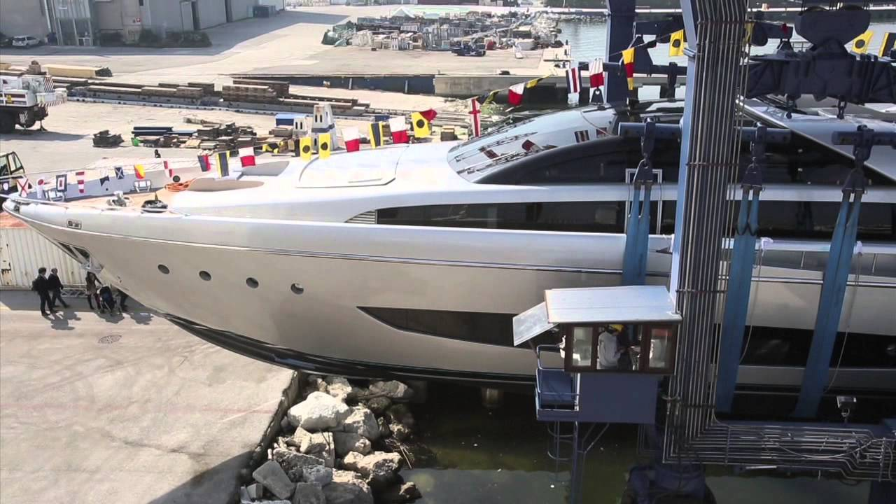 Luxury Yachts Riva 122 Mythos YouTube