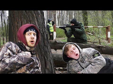 ✅Поймала Охрана в Чернобыле ☢ Наш проводник ПРОПАЛ 😱 Опасная Встреча с РАДИОАКТИВНЫМИ Учеными👨🔬