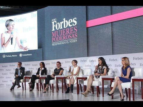 Foro Forbes Mujeres Poderosas. Panel 3: La misión de emprender