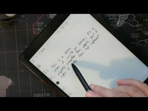 013 Onyx Boox Nova 2 Note Taking Review