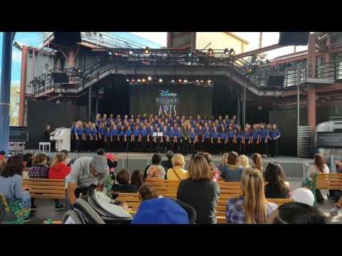 Pioneer 49ers Junior High Choir