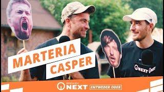 Marteria & Casper im Entweder-Oder?! Interview // Bremen NEXT