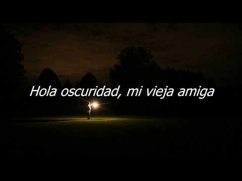 The sound of silence - Pentatonix / letra ( Español)