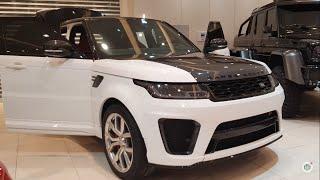Range Rover Sport review (Urdu)