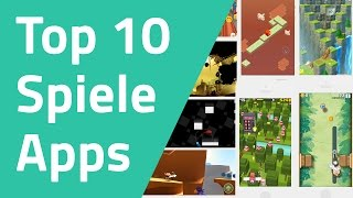 Kein WLAN? Kein Problem! Top 10 Android & iOS Spiele 2015