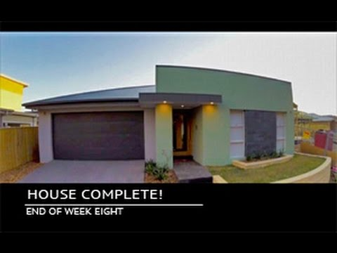 Build a home in 8 weeks with Precast Concrete Homes.