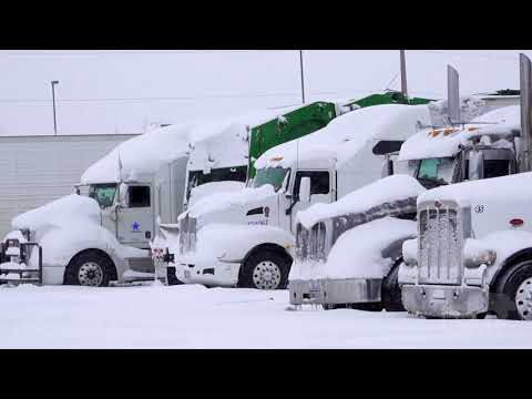 02-25-2020 Rapid City, SD - Heavy Snow Accumulation Clean-Up