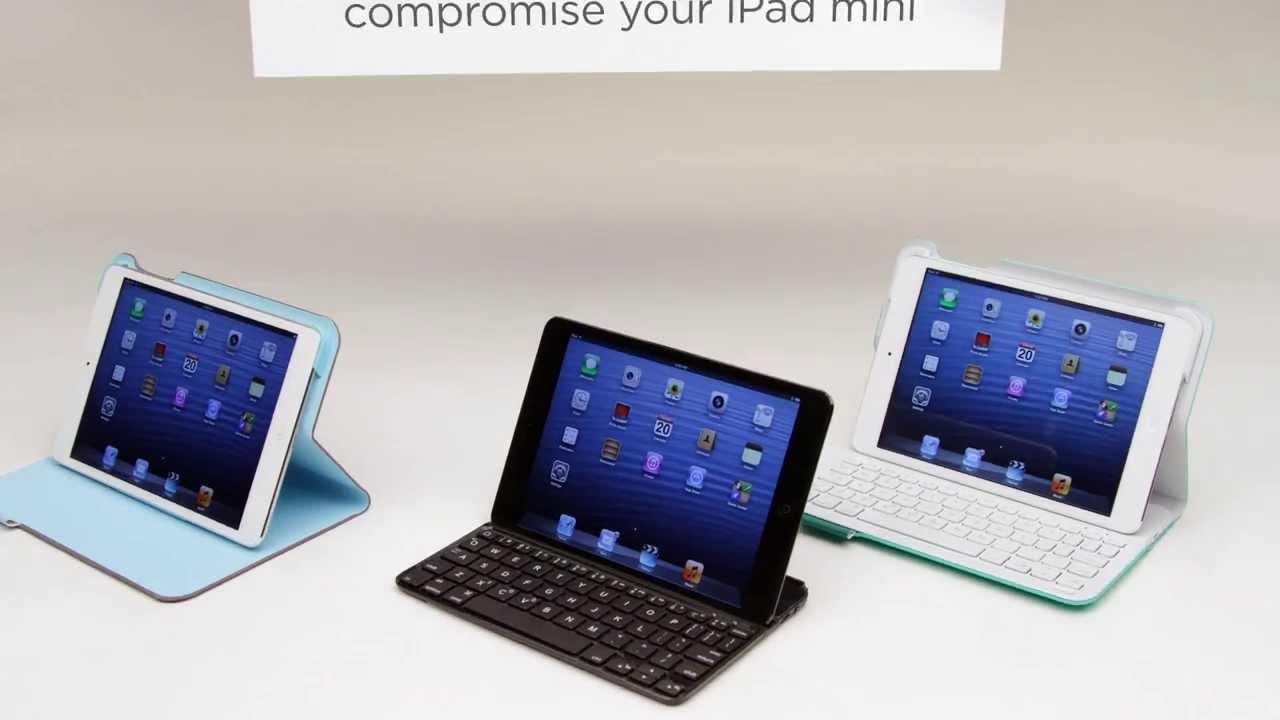 06031ef630b Logitech Essentials for iPad mini - YouTube